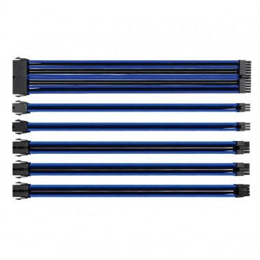 Thermaltake TtMod Sleeve Cable - Blue/Black