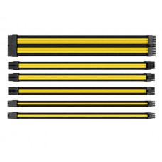 TtMod Sleeve Cable (Cable Extension) - Yellow/Black