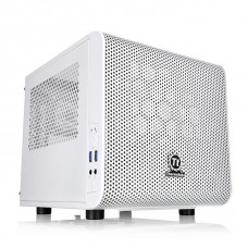 Thermaltake Core V1 Mini ITX Case Snow Edition