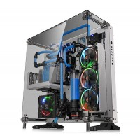 Thermaltake Core P5 Tempered Glass Snow Edition ATX Wall-Mount Case