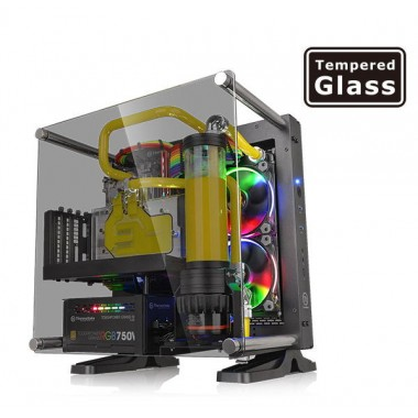 Thermaltake Core P1 Tempered Glass Mini ITX Open Frame Case