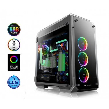 Thermaltake View 71 Tempered Glass RGB Plus Edition Full Tower Case