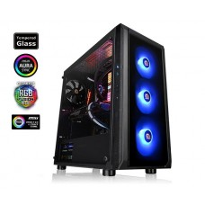 Thermaltake Versa J23 Tempered Glass RGB Edition Mid Tower Case