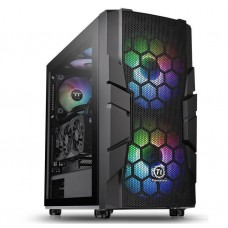 Commander C33 TG ARGB ATX Mid-Tower Case