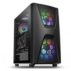 Commander C34 TG ARGB ATX Mid-Tower Case