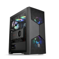 Thermaltake Commander G31 Tempered Glass ARGB Mid-Tower Case