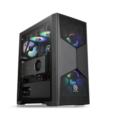 Thermaltake Commander G31 Tempered Glass ARGB Mid Tower Case