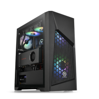 Thermaltake Commander G32 Tempered Glass ARGB Mid-Tower Case