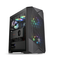 Thermaltake Commander G33 Tempered Glass ARGB Mid-Tower Case