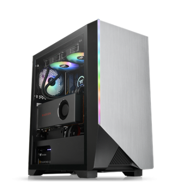Thermaltake H550 Tempered Glass ARGB Mid-Tower Case