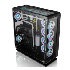 Thermaltake Core P8 Tempered Glass (Open Frame Transformable) E-ATX Full Tower Case