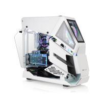Thermaltake AH T600 Snow Edition Tempered Glass E-ATX Full Tower Case