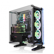 Thermaltake DistroCase™ 350P Tempered Glass Mid Tower Case
