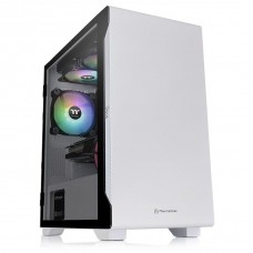 Thermaltake S100 Snow Edition Tempered Glass Micro ATX Case