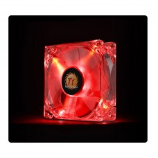 Pure 8cm Red LED fan