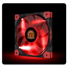 Thermaltake Luna 14cm Slim Red LED fan