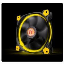Thermaltake Riing 12 High Static Pressure 120mm Yellow LED Fan