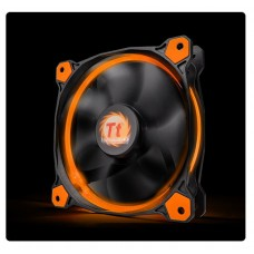 Riing 14 Orange LED Radiator Fan
