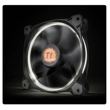 Riing 14 White LED Radiator Fan