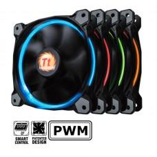 Riing 14 LED RGB LED Fan (3 Fan Pack)