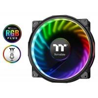 Thermaltake Riing Plus 20 TT Premium Edition 200mm LED RGB Fan w/o Controller