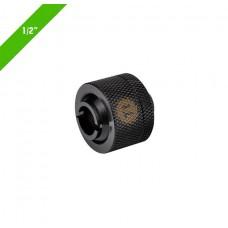 Thermaltake Pacific 1/2'' ID x 5/8'' OD Compression - Black