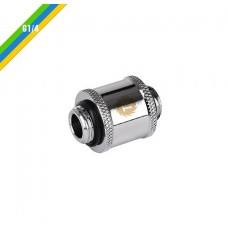 Pacific G1/4 M-M 20mm ext Chrm