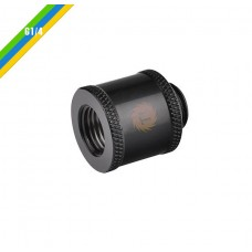 Pacific G1/4 F-M 20mm Ext Blk
