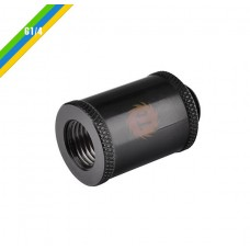 Thermaltake Pacific G1/4 Female to Male 30mm Extender - Black