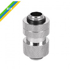 Thermaltake Pacific G1/4 Adjustable Fitting (30-40mm) - Chrome