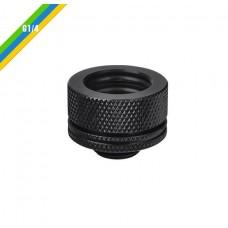 Thermaltake Pacific G1/4 PETG Tube 16mm (5/8'') OD Compression - Black