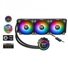Thermaltake Water 3.0 360 ARGB Sync Edition AIO Liquid CPU Cooler