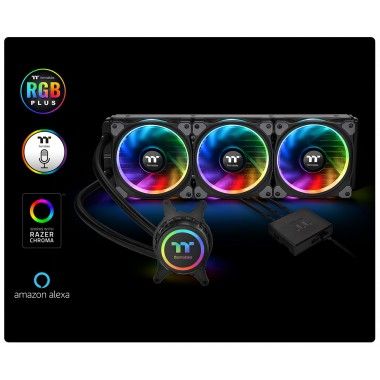 Floe Riing RGB 360 TR4 Edition All-In-One Liquid Cooling