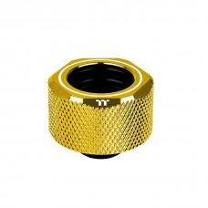 Thermaltake Pacific G1/4 PETG Tube 16mm OD Compression – Gold