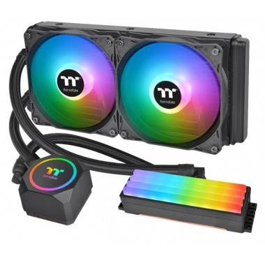 Thermaltake Floe RC240 CPU & Memory All-In-One Liquid Cooler