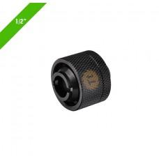 Thermaltake Pacific 1/2'' ID x 3/4'' OD Compression - Black