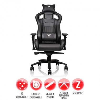 Gaming Chair X Fit Black - TT Premium Edition