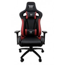 Thermaltake Gaming U Fit Gaming Chair - Black & Red