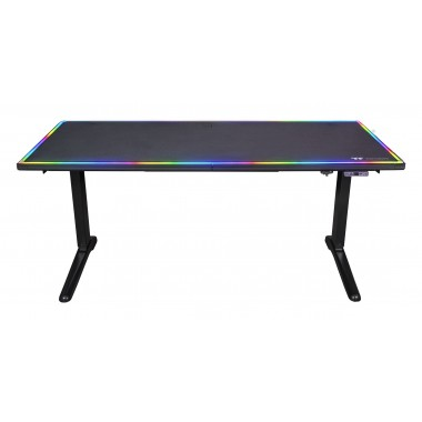 Level 20 RGB Battle Station Electric Gaming Desk