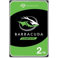 """Seagate Barracuda 2TB 7200 RPM 3.5"""" Hard Drive"""