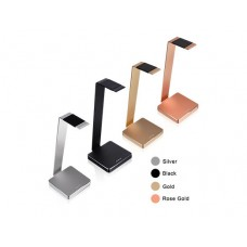Thermaltake Luxa2 E-One Aluminum Headset Holder - GOLD