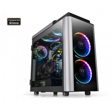 Thermaltake Level 20 GT Riing LED 4-Sided Tempered Glass E-ATX Full Tower Case