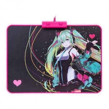 Tt eSPORTS Draconem RGB Hatsune Miku Edition Gaming Mouse Pad