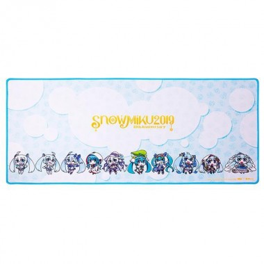 Tt eSPORTS DASHER EXTENDED SNOW MIKU EDITION Gaming Mouse Pad