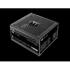 Thermaltake Toughpower PF1 750W Non-RGB 80+ Platinum Ultra Quiet 120mm Hydraulic Fan Fully Modular PSU