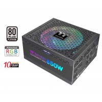 Thermaltake Toughpower PF1 ARGB 850W 80+ Platinum Riing Duo Fully Modular PSU