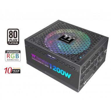 Thermaltake Toughpower PF1 ARGB 1200W 80+ Platinum Riing Duo Fully Modular PSU