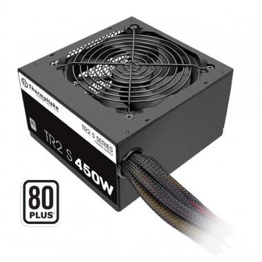 Thermaltake TR2 S 450w 80+ Ultra Quiet 120mm Fan Power Supply 3-Year Warranty