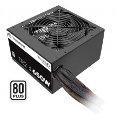 Thermaltake TR2 S 650w 80+ Ultra Quiet 120mm Fan Power Supply 3-Year Warranty