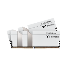 Thermaltake TOUGHRAM 16GB (2 x 8GB) DDR4 4000MHz CL19 Memory Limited White Edition